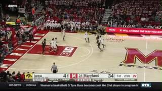 Iowa at Maryland - Men