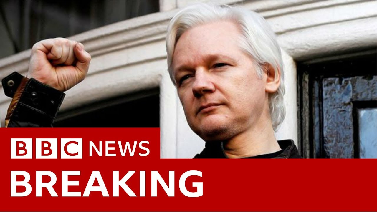 Julian Assange, WikiLeaks Founder, Is Arrested in London
