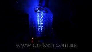 Декоративний LED-куб 8х8х8 з керуванням від ПК(Сайт виробника: http://en-tech.com.ua., 2015-03-05T21:35:23.000Z)