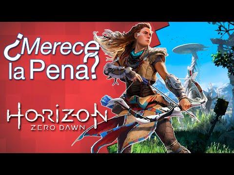 ¿Merece la pena Horizon: Zero Dawn?