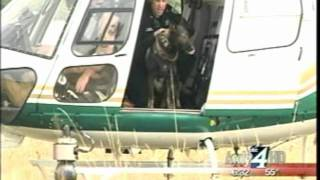 K9 Officers Use Aerial Training To Prep For Police Calls