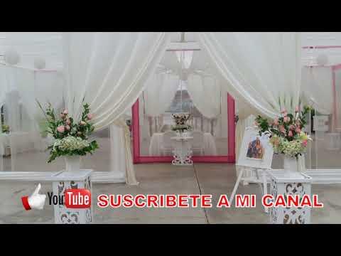 Como hacer un toldo para matrimonio facil youtube - Como hacer un toldo para pergola ...
