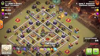 Clash of Clans - Th11 3 Star Bowlers Attack