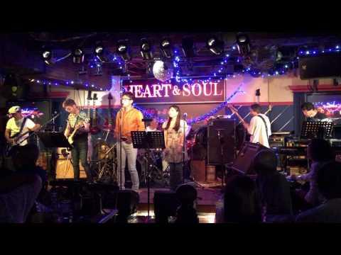 Mac The Rockers バンド大会@Heart & Soul
