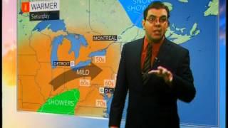 U.P. 200 Weekend Weather Forecast