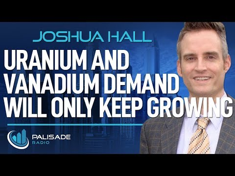 Joshua Hall: Uranium Series Part Ten: Uranium and Vanadium D