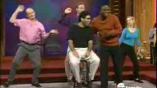 Whose Line - African Chant