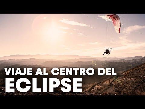 """Viaje al centro del eclipse - Víctor """"Bicho"""" Carrera"""