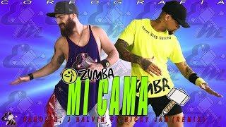 Mi Cama (Remix) [Zumba] | Karol G, J Balvin Ft Nicky Jam |  Coreografía Equipe Marreta 2018