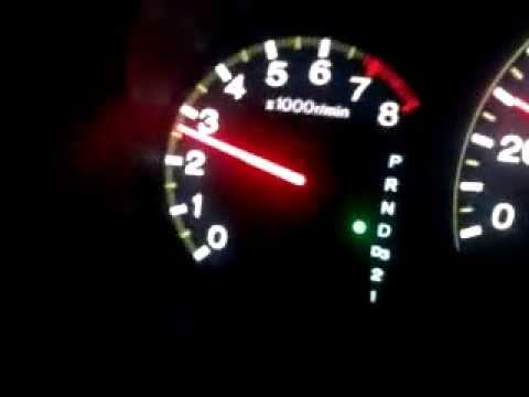 2004 Honda Accord Transmission Slip
