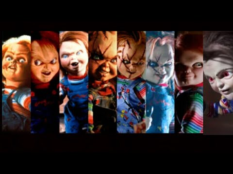 Chucky Evolution In Movies | (1988 - 2019)