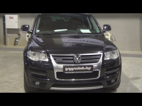 Volkswagen Touareg V10 5.0TDI R50 Tuned (2007) Exterior and Interior