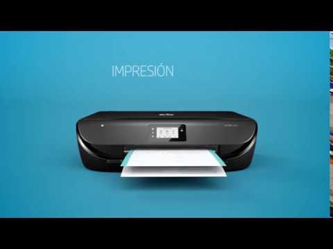 HP Envy 5010 - Impresora multifunción (Wifi, Bluetooth, HP Smart, pantalla táctil