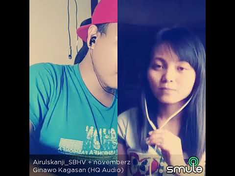 Ginawo Kagasan cover by Airulskanji_SBHV + novemberz
