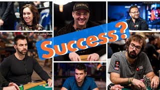 Learn About Success from 50 of World's Best Poker Players