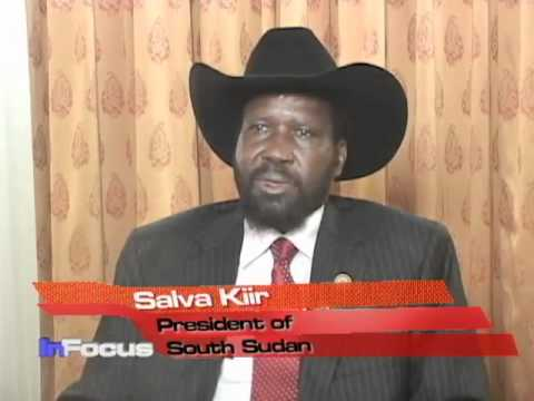South Sudan Exclusive Interview