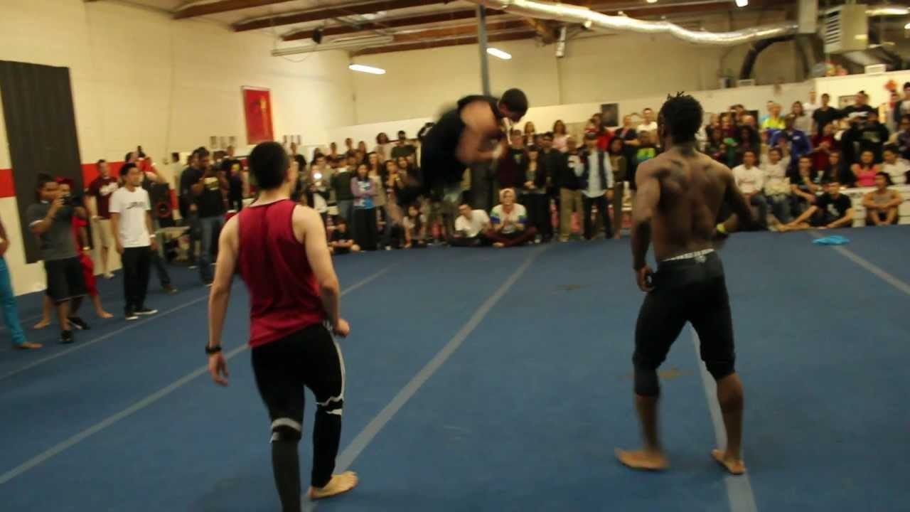 Download Tricking Battle White Lotus closing 3 on 3 - Anis, Danny, Kyle vs Will, Javier and Jeffrey