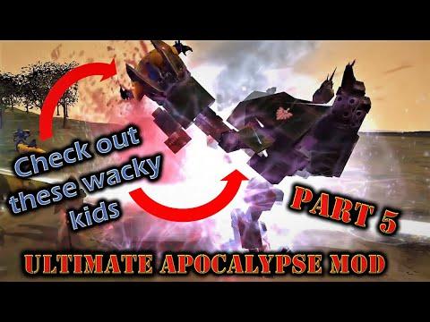 Eldar Have Materialized Titan-Class Units (Insane Difficulty) | Dawn Of War Ultimate Apocalypse
