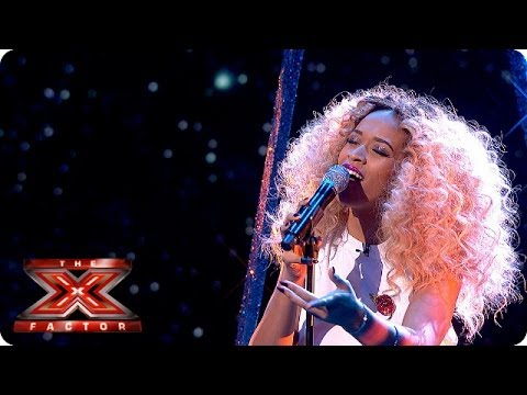 Tamera Foster sings Wishing On A Star by Rose Royce - Live Week 4 - The X Factor 2013