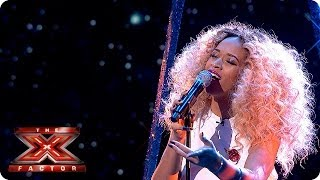 Tamera Foster Sings Wishing On A Star By Rose Royce Live Week 4 The X Factor 2013
