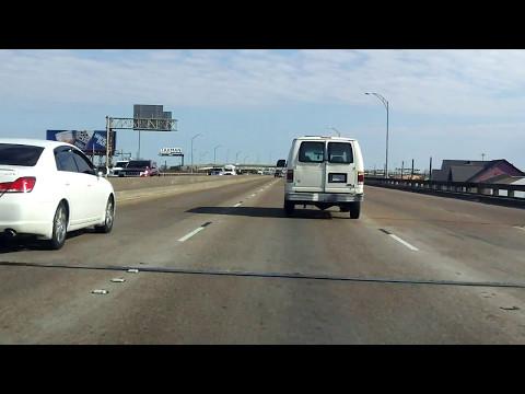 New Orleans Freeway Tour inbound/eastbound