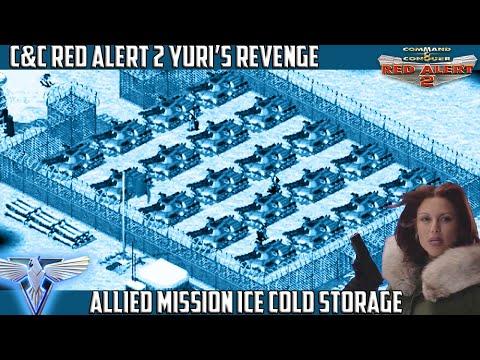 C&C Red Alert 2 Allied Mission - Ice Cold Storage