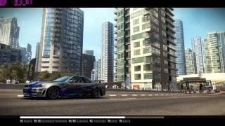 Grid 2 on GTX 770 OC Nissan R34GT-R  PC Gameplay