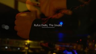 Torbjörn Hultmark - The Invalid (excerpts) by Rufus Duits, drum kit, keyboard and electronics