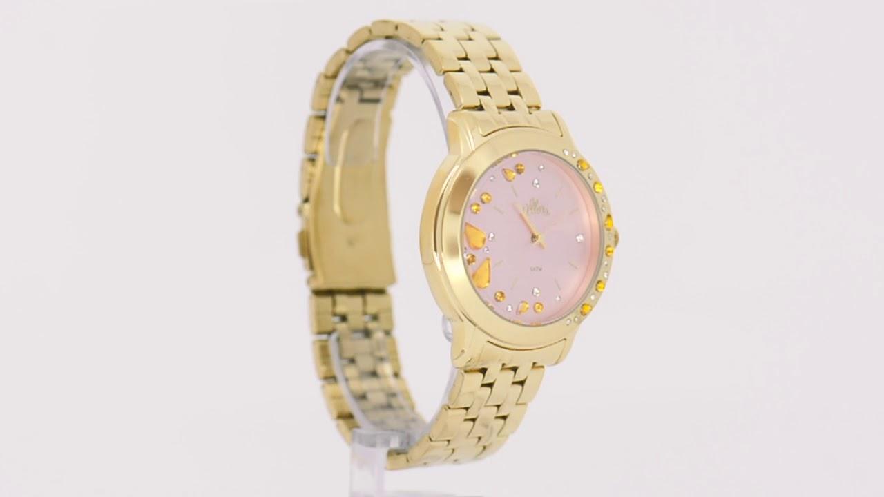 a590afe2661 Kit Relógio Allora Feminino AL2036FGL K4Q - Eclock - YouTube