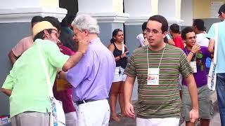 Entrevista Ermanno Allegri - 1º Encontro de Juventudes e Espiritualidade Libertadora