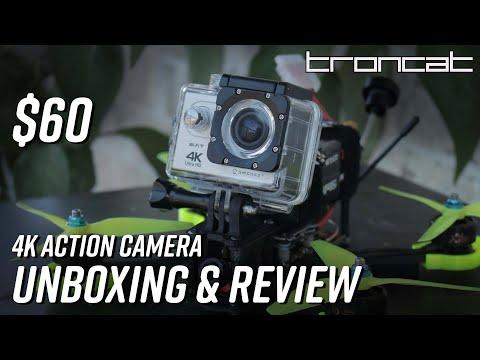 Amcrest GO - 4k Action Camera Review