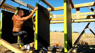vuclip Ninja Warrior Training Grip and Explosive Power