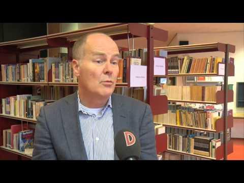 Samenwerking Bibliotheek A tot Z met Johan de Witt Gymnasium