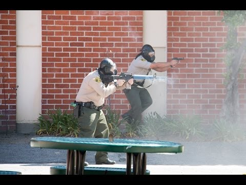 March 17, 2014 -- Active Shooter Training in Temple City, CA