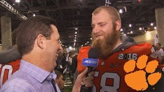 Clemson Football: Dabo Impersonations, Beards & More from CFP Media Day