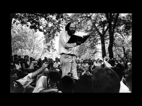 'HOWL' Part 1  - Allen Ginsberg Jazz and Prose - Beat Poetry Vol 12