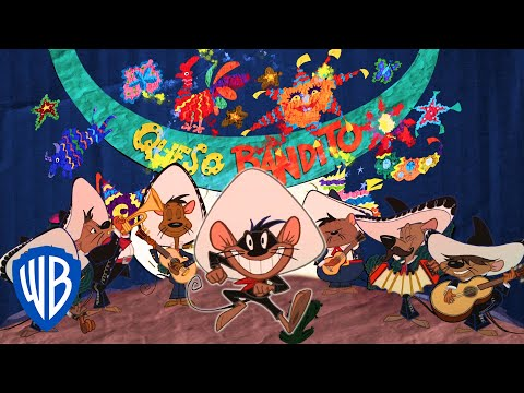 Looney Tunes | SING-A-LONG| 'Queso Bandito' ft. Speedy Gonzales | WB Kids