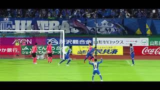 明治安田生命J2リーグ 第29節 徳島vs山形は2018年8月18日(土)鳴門大...