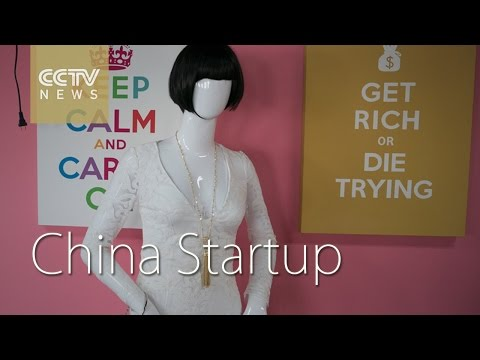 China Startup: Programmer dreams of building an online fashion empire