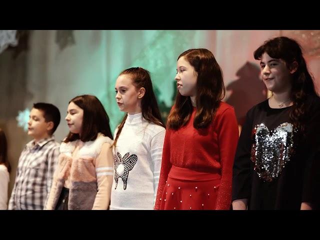 kisÁszáf Gyermekkórus – Halld az angyalt! (live)