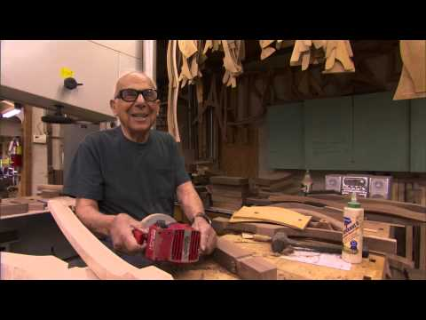 Woodworker Sam Maloof, MEMORY Episode