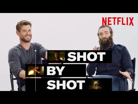 Chris Hemsworth and Sam Hargrave Breakdown the Craziest Fight Scene in Extraction | Netflix
