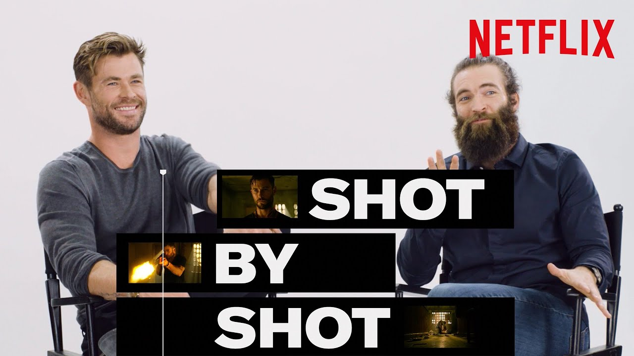 Chris Hemsworth and Sam Hargrave Breakdown the Craziest Fight Scene in Extraction | Netflix