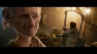 Большой и добрый великан - Русское видео о фильме (2016)
