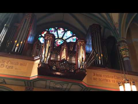 The Cathedral of the Madeleine Pipe Organ, Salt Lake City, UT
