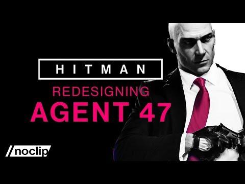 Redesigning Hitman's Agent 47
