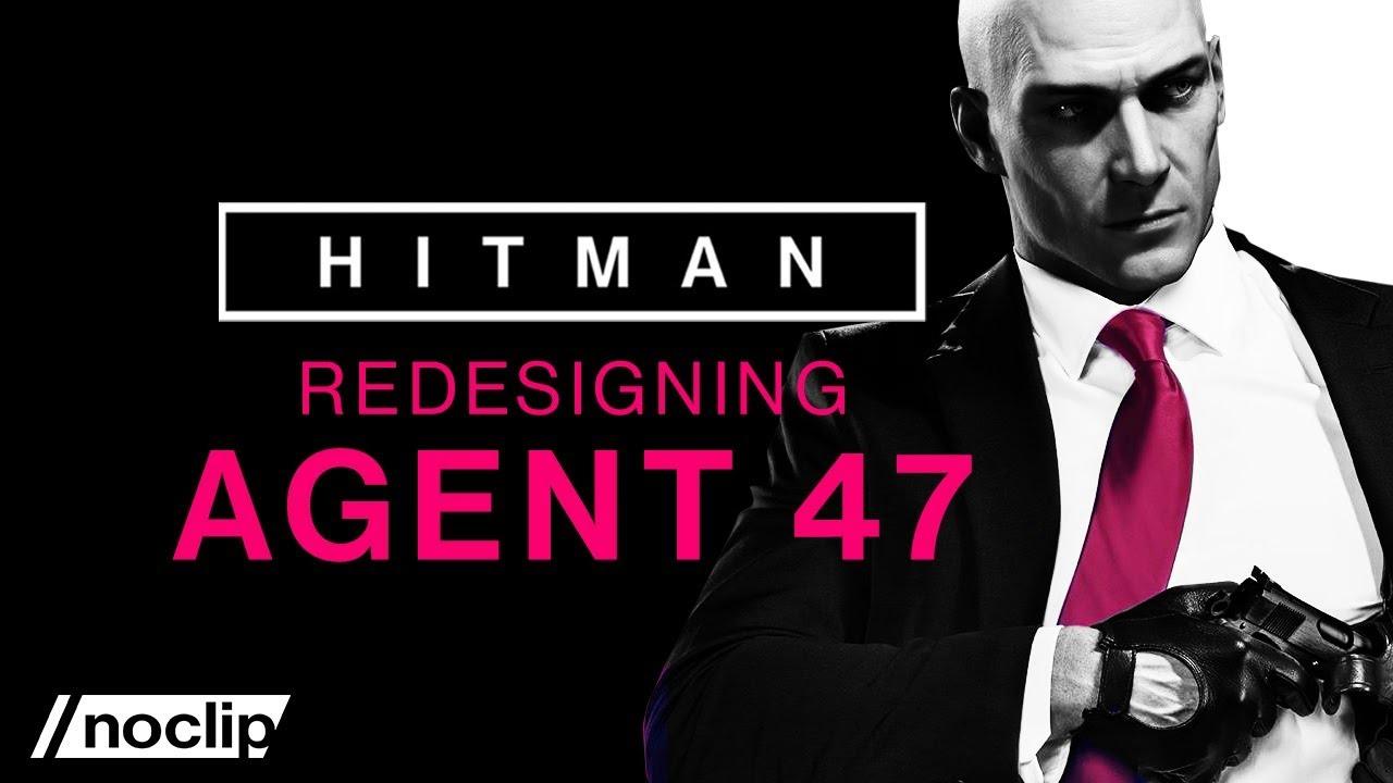Redesigning Hitman S Agent 47