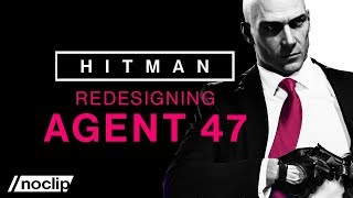 Redesigning Hitman's Agent 47