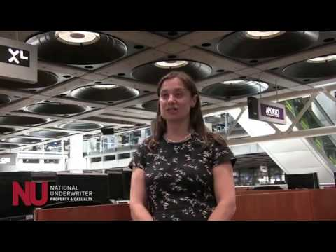 Inside Lloyd's: Writing risks at Lloyd's of London with Barbican Insurance and Aon Benfield