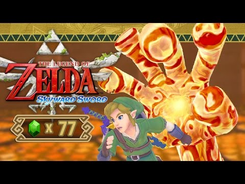 Fire Sanctuary || The Legend of Zelda: Skyward Sword - #77